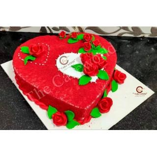 Anniversary Cake 002