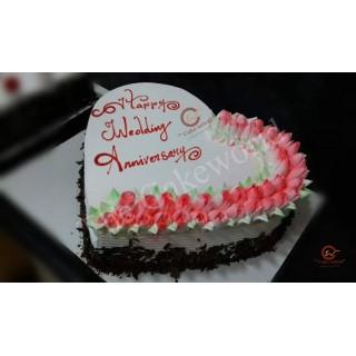 Anniversary Cake 004