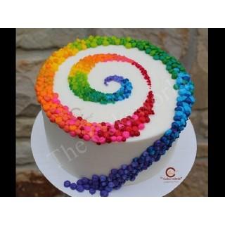 Rainbow Cake 002