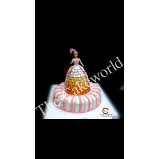 Barbie Doll Cake 015