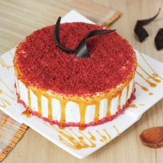 Distinctive Redvelvet Cake