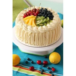 Creamy Fruit Cake