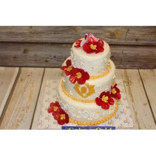 001 Wedding Cake