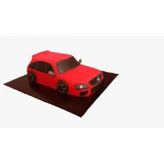 Car 3D Fondant Cake