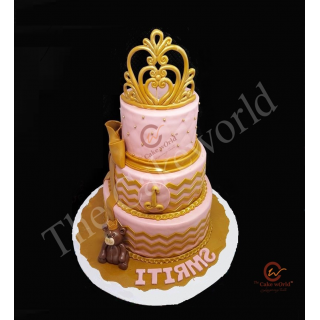 Crown Cake Five