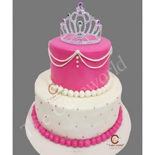 Crown Cake Seven
