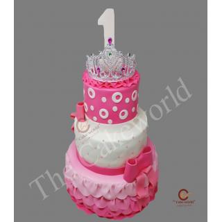 Crown Cake Eight