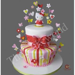 Hello kity cake 2