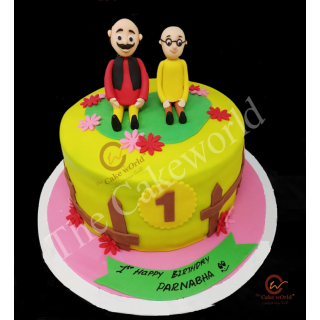 Mottu pattlu theme cake