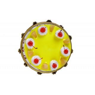 Pineapple 1/2KG Cake