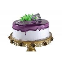 Black Current 1/2KG Cake