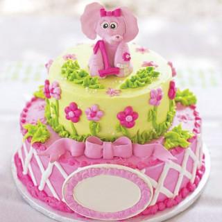 Celebrative Tire Cake